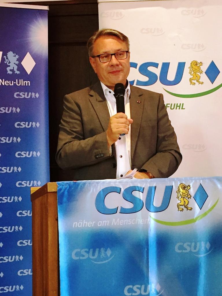 Erst auf Druck der CSU hat sich vieles bewegt